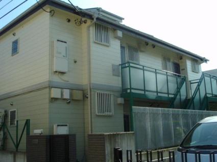 東京都西東京市、武蔵境駅バス8分向台町5丁目下車後徒歩2分の築22年 2階建の賃貸アパート