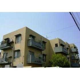 東京都三鷹市、武蔵境駅徒歩16分の築28年 4階建の賃貸マンション