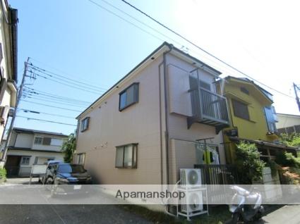 東京都国分寺市、西国分寺駅徒歩6分の築22年 2階建の賃貸アパート