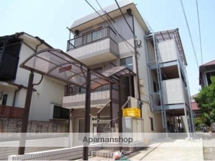 東京都国分寺市、国分寺駅徒歩23分の築27年 3階建の賃貸マンション