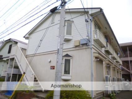 東京都立川市、立飛駅徒歩9分の築25年 2階建の賃貸アパート