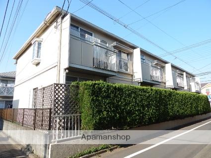 東京都国立市、谷保駅徒歩16分の築30年 2階建の賃貸アパート