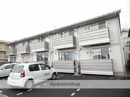 東京都立川市、立飛駅徒歩12分の築9年 2階建の賃貸アパート