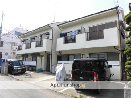 東京都国分寺市、西国分寺駅徒歩6分の築20年 2階建の賃貸アパート