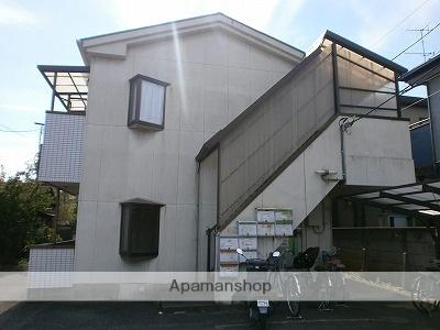 東京都立川市、立川駅立川バスバス16分砂川七番下車後徒歩2分の築32年 2階建の賃貸アパート