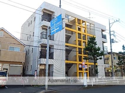 東京都東大和市、東大和市駅徒歩20分の築29年 4階建の賃貸マンション