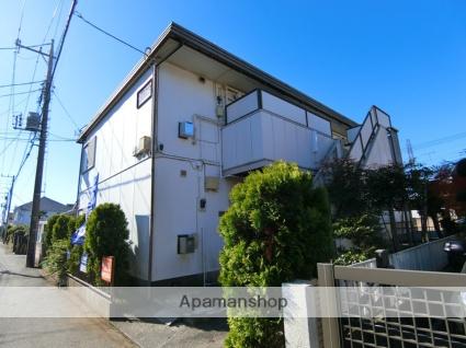 東京都国分寺市、国立駅徒歩25分の築31年 2階建の賃貸アパート