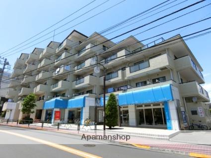 東京都国分寺市、西国分寺駅徒歩17分の築30年 6階建の賃貸マンション