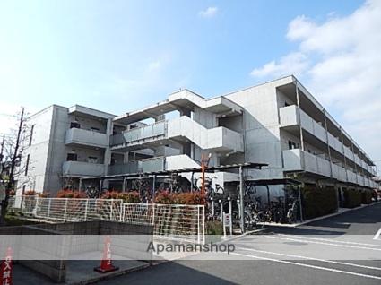 東京都立川市、玉川上水駅徒歩12分の築5年 3階建の賃貸マンション