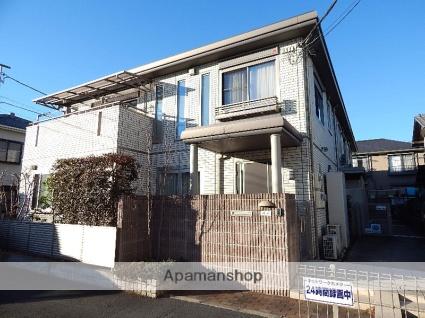 東京都国立市、谷保駅徒歩27分の築7年 2階建の賃貸アパート