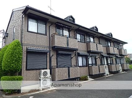 東京都立川市、玉川上水駅徒歩30分の築16年 2階建の賃貸アパート