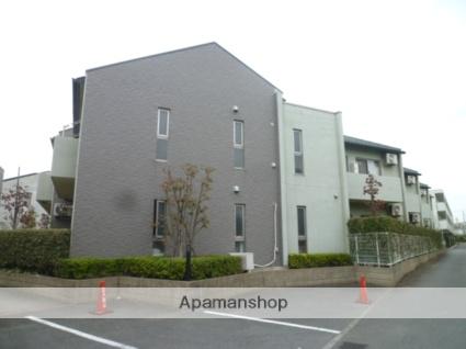 東京都立川市、玉川上水駅徒歩12分の築10年 2階建の賃貸テラスハウス