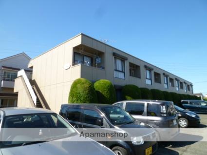 東京都東大和市、東大和市駅徒歩13分の築26年 2階建の賃貸アパート