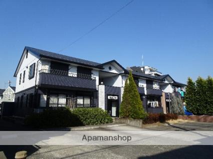 東京都立川市、泉体育館駅徒歩15分の築22年 2階建の賃貸アパート