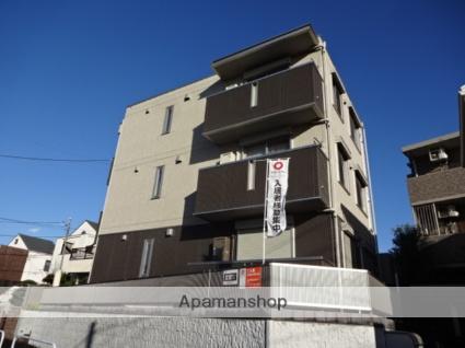 東京都立川市、東大和市駅徒歩20分の築2年 3階建の賃貸アパート