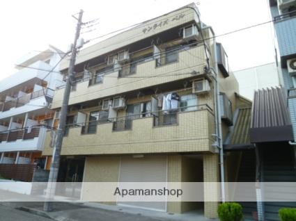 東京都立川市、立川駅徒歩27分の築21年 3階建の賃貸マンション