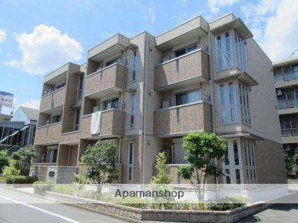 東京都立川市、玉川上水駅徒歩4分の築1年 3階建の賃貸アパート