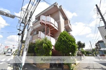 東京都立川市、東大和市駅徒歩20分の築10年 3階建の賃貸マンション