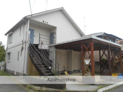 東京都立川市、玉川上水駅徒歩12分の築23年 2階建の賃貸アパート