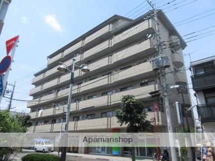 東京都立川市、高松駅徒歩15分の築27年 7階建の賃貸マンション