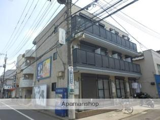 東京都小平市、新小平駅徒歩23分の築13年 3階建の賃貸アパート