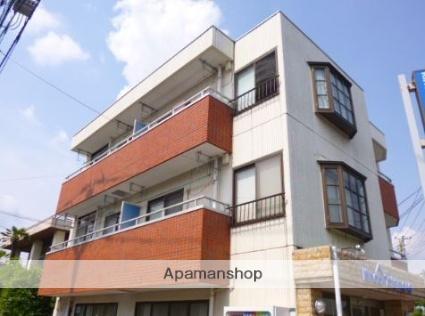東京都立川市、矢川駅徒歩15分の築31年 3階建の賃貸マンション