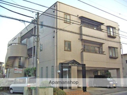 東京都小平市、新小平駅徒歩20分の築26年 3階建の賃貸マンション