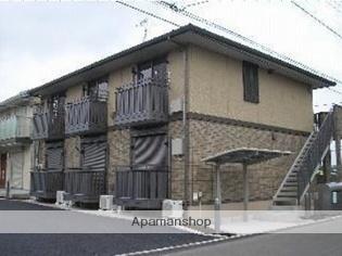 東京都東大和市、東大和市駅徒歩21分の築10年 2階建の賃貸アパート