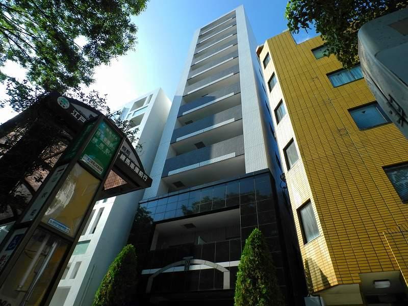 東京都新宿区、早稲田駅徒歩10分の築10年 12階建の賃貸マンション
