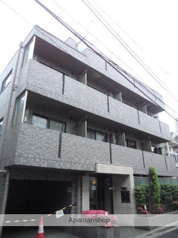 東京都新宿区、早稲田駅徒歩7分の築10年 5階建の賃貸マンション