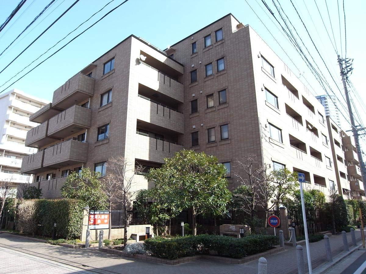東京都新宿区、若松河田駅徒歩8分の築19年 6階建の賃貸マンション