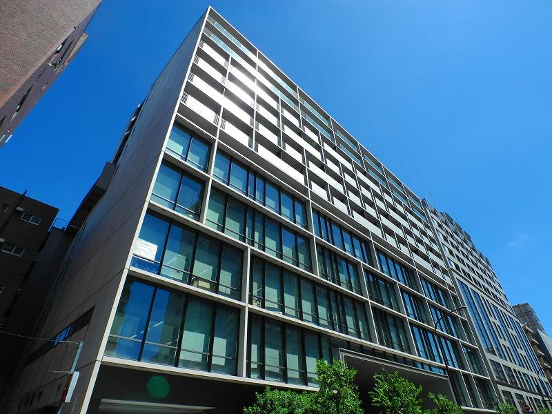 東京都新宿区、信濃町駅徒歩8分の築9年 12階建の賃貸マンション