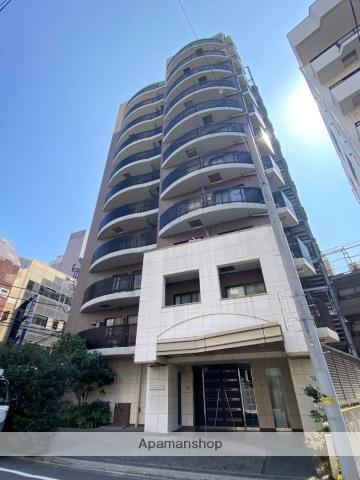東京都新宿区、早稲田駅徒歩12分の築8年 11階建の賃貸マンション
