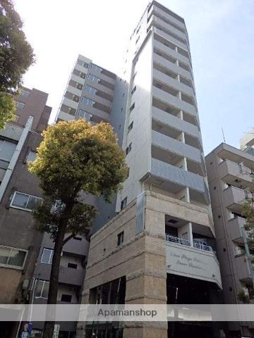 東京都新宿区、後楽園駅徒歩12分の築5年 14階建の賃貸マンション
