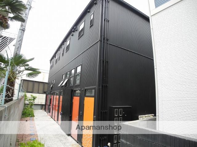 東京都新宿区、神楽坂駅徒歩8分の築4年 2階建の賃貸アパート