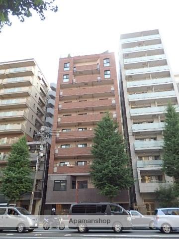 東京都文京区、神楽坂駅徒歩14分の築3年 10階建の賃貸マンション
