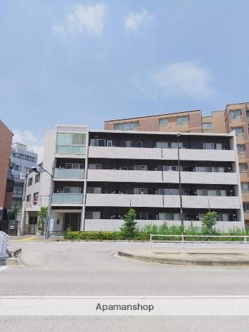 東京都新宿区、飯田橋駅徒歩5分の築6年 4階建の賃貸マンション