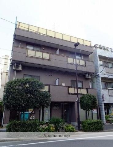 東京都新宿区、神楽坂駅徒歩11分の築16年 3階建の賃貸マンション