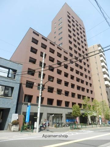 東京都新宿区、飯田橋駅徒歩8分の築13年 15階建の賃貸マンション
