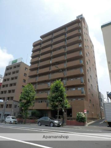 東京都新宿区、四谷三丁目駅徒歩6分の築37年 11階建の賃貸マンション