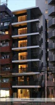 東京都新宿区、若松河田駅徒歩11分の築3年 7階建の賃貸マンション
