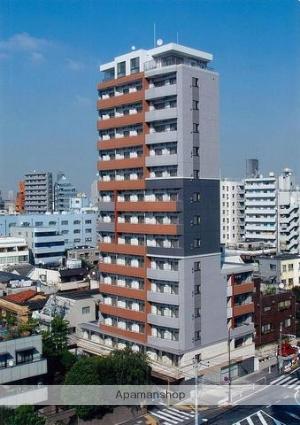 東京都新宿区、大久保駅徒歩5分の築10年 15階建の賃貸マンション