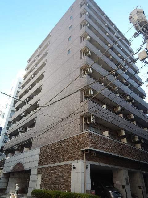 東京都中央区、三越前駅徒歩6分の築12年 10階建の賃貸マンション