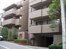 東京都新宿区、牛込柳町駅徒歩5分の築23年 6階建の賃貸マンション