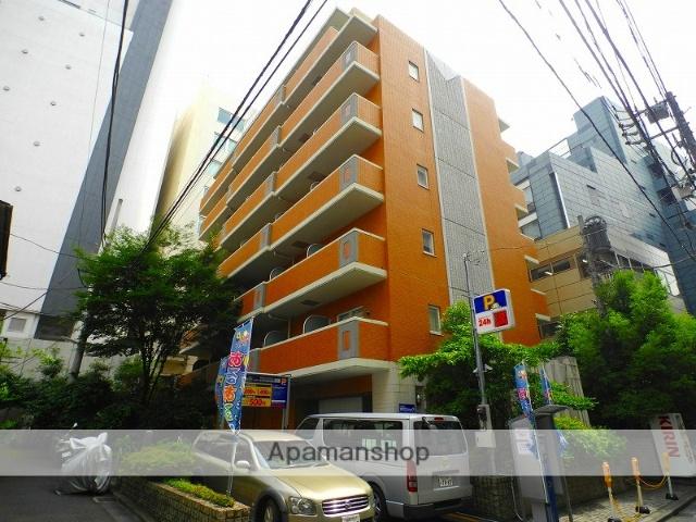 東京都新宿区、四ツ谷駅徒歩8分の築17年 8階建の賃貸マンション