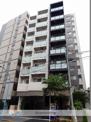 東京都新宿区、東新宿駅徒歩9分の新築 8階建の賃貸マンション