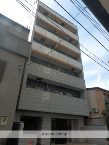 東京都新宿区、早稲田駅徒歩12分の築6年 7階建の賃貸マンション