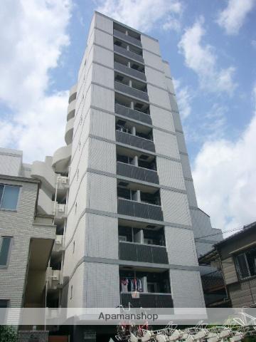東京都新宿区、若松河田駅徒歩11分の築6年 11階建の賃貸マンション