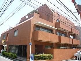 東京都新宿区、信濃町駅徒歩8分の築29年 4階建の賃貸マンション