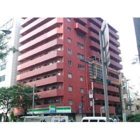 東京都新宿区、新宿御苑前駅徒歩3分の築37年 11階建の賃貸マンション